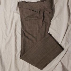 Ann Taylor left Tailored pants